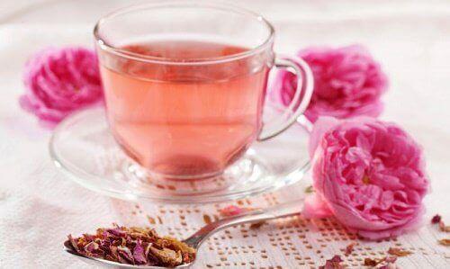 чай для схуднення перед сном