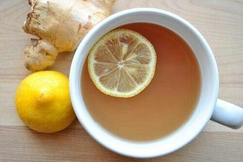 5 способів схуднути за допомогою лимона та імбиру