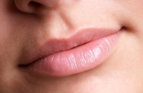 губи повнішими