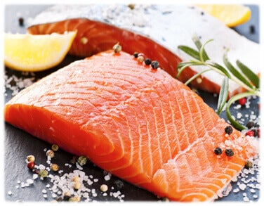 Червона риба це найкраща їжа