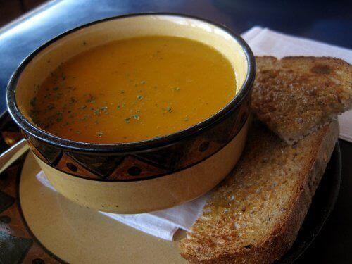 ововчевий суп