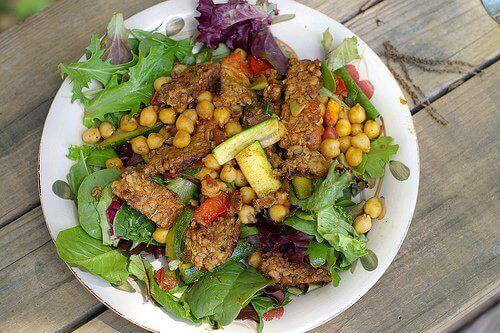 салат з овочів