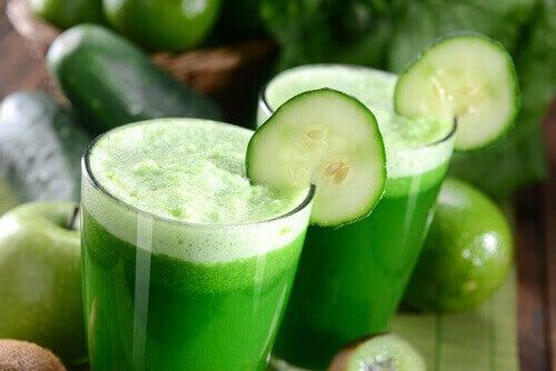 зелений сік