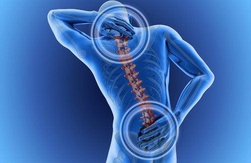 Симптоми грижі міжхребцевого диска