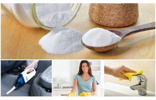 6 незвичних способів використання харчовоїсоди