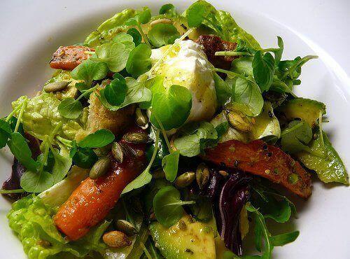 Чи може салат дійсно бути основною стравою?