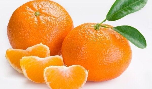 мандарини для спалення жиру