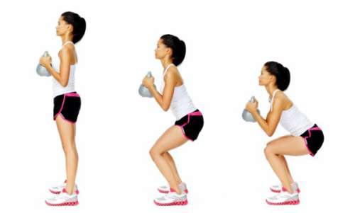 прості вправи для зміцнення сідниць
