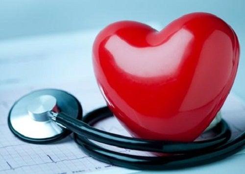 серце, стетоскоп