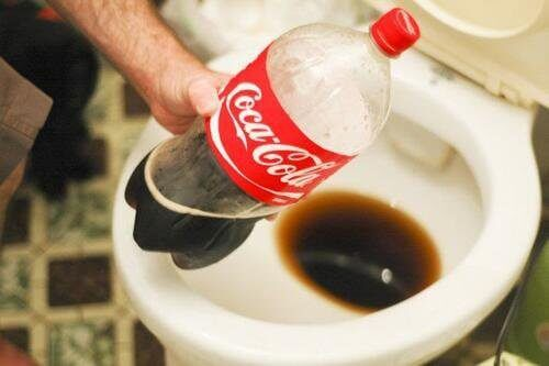 13 альтернативних застосувань для Coca-Cola