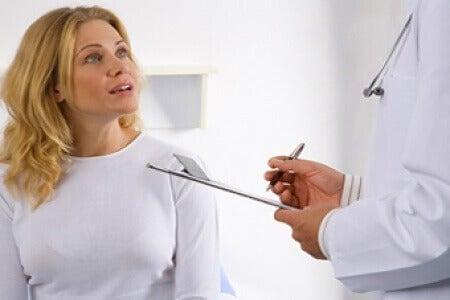 Огляд у лікаря на ожиріння печінки