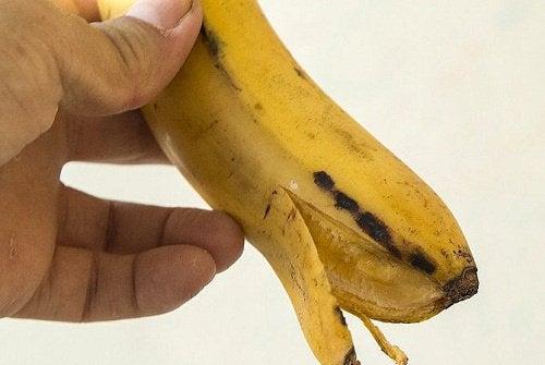 стиглий банан