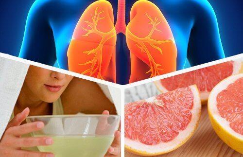 """""""Дієта"""" для очищення легень"""