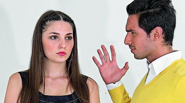 чоловік та жінка