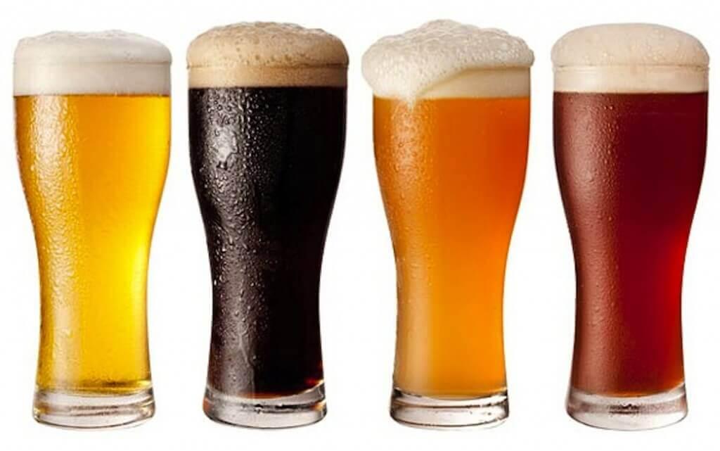види пива