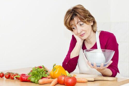 менопауза та правильне харчування