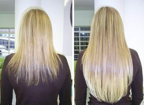 Шість олій для росту волосся
