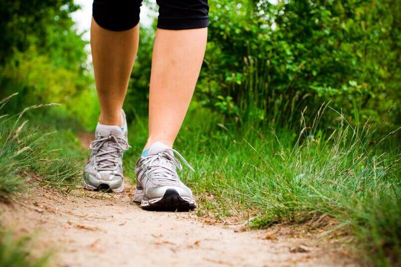 Прогулянка допомагає полегшити головний біль