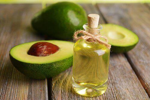 олія авокадо серед олій для росту волосся