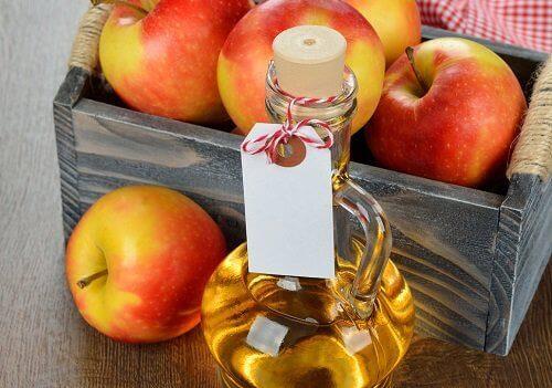 Яблучний оцет та запах тіла