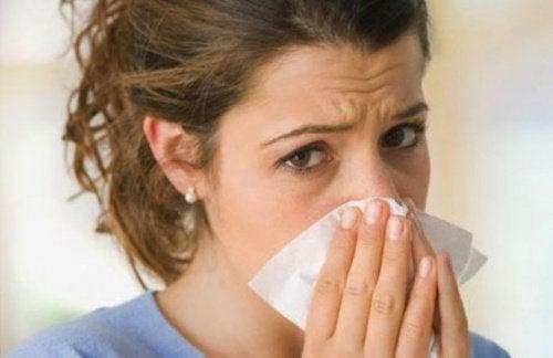 Причини носової кровотечі