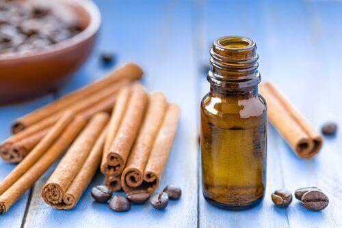олія кориці для антицелюлітного масажу