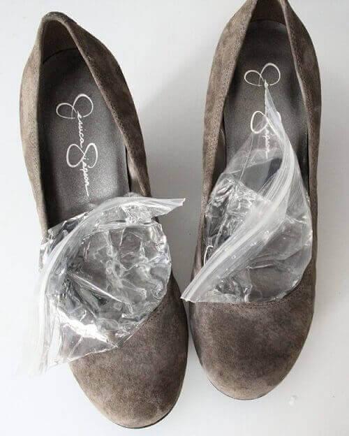 як носити взуття яке вузьке