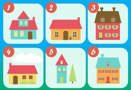 Тест шести будинків