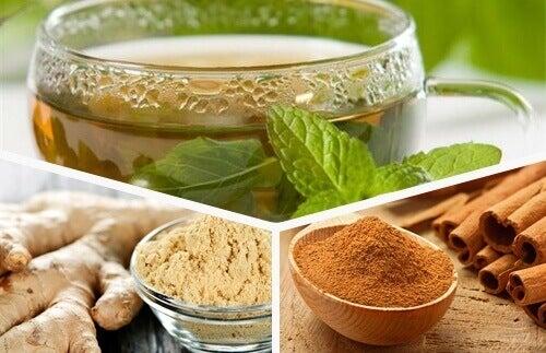 Імбир, зелений чай та кориця відновлять ваш організм