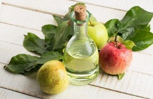 яблучний оцет допоможе знищити воші