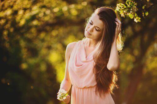 гарна дівчина