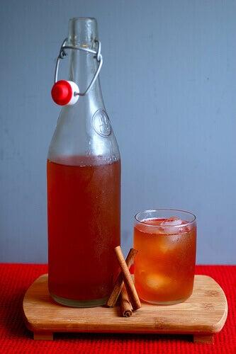 вживайте напій з кориці коли хочеться солодкого