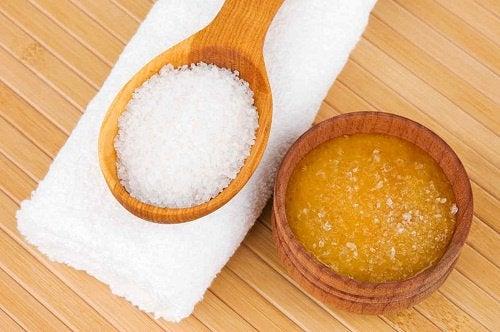сіль та мед