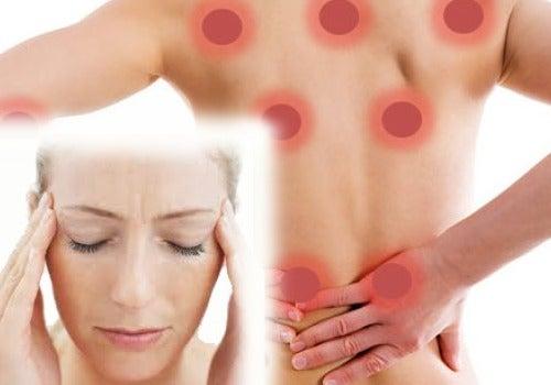 симптоми фіброміалгії