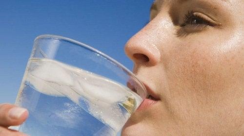 недостатня кількість води