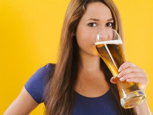 які причина користі пива