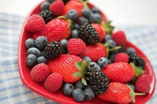 продукти для збільшення припливу крові до мозку