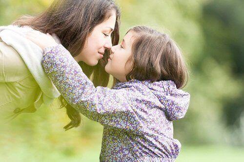 мати з донькою