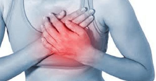 10 симптомівхвороби серця, які часто ігнорують