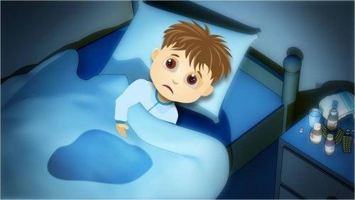 Діти, які мочаться в ліжко: причини та лікування
