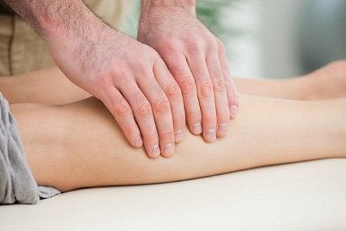 масаж ніг