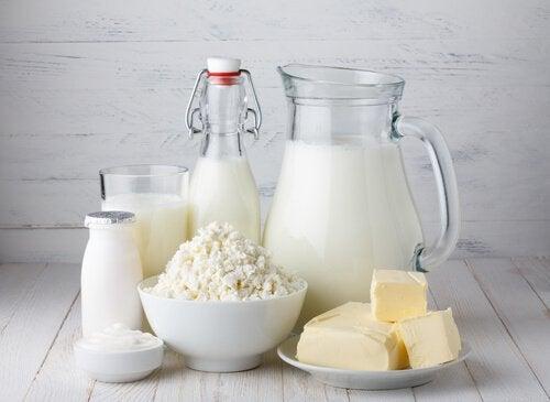Молочні продукти збільшують виділення слизу
