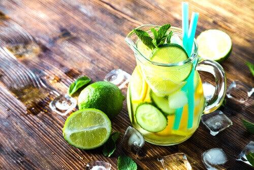 рецепт очисної води