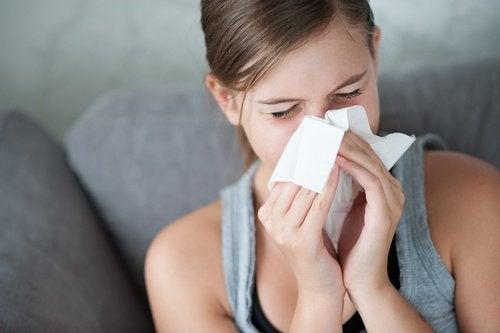 імбир бореться з грипом і застудою