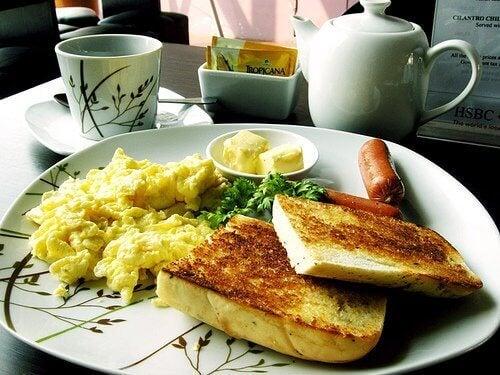 енергетичний сніданок