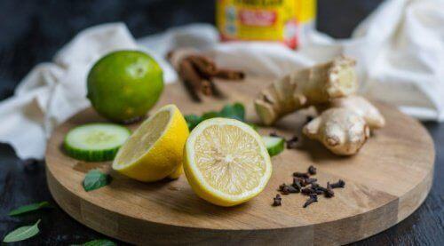 7 очисних напоїв на водній основі для балансурН