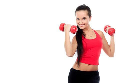 Рухливі вправи на плечі