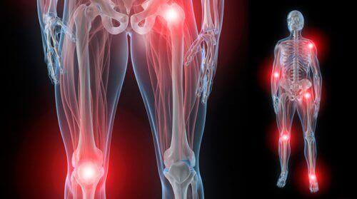 Нічний біль у суглобах і його лікування