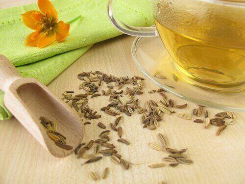 Чай з фенхелю