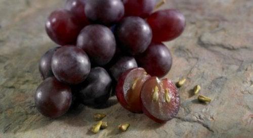 Невідомі властивості насіння винограду